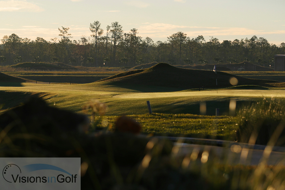 The International Course, Champions Gate, Florida USA. Designed by Greg Norman<br /> <br /> Photo Mark Newcombe