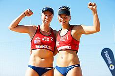 20140603 ITA: EK Beachvolleybal, Cagliari