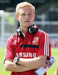 Swindon Town's Alex Pritchard - Photo mandatory by-line: Joe Dent/JMP - Tel: Mobile: 07966 386802 03/08/2013 - SPORT - FOOTBALL -  London Road Stadium - Peterborough -  Peterborough United v Swindon Town - Sky Bet One