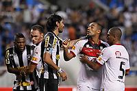 20120509: RIO DE JANEIRO, BRASIL - Copa do Brasil 2011/2012: Botafogo vs Vitoria.<br /> In photo: Loco Abreu and Rodrigo.<br /> PHOTO: CITYFILES