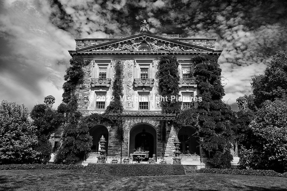 Kykuit, the Rockefeller Estate in Sleepy Hollow, New York