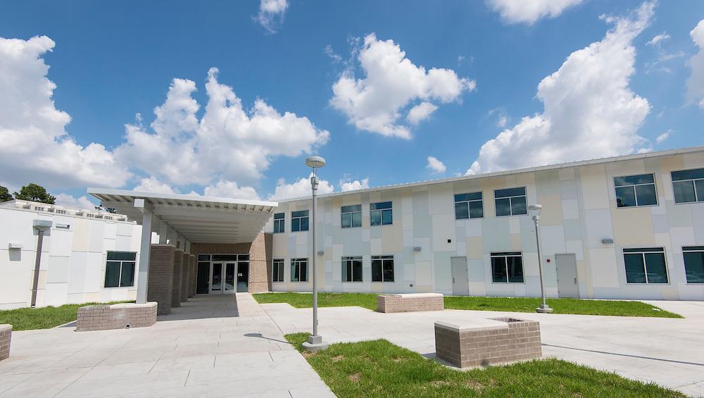 Mark White Elementary School, September 19, 2016.