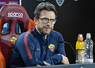 AS Roma Press Conference - 25 November 2017