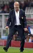 © Filippo Alfero<br /> Torino-Copenaghen - Europa League 2014/2015<br /> Torino, 02/10/2014<br /> sport calcio<br /> Nella foto: Giampiero Ventura