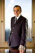Belo Horizonte _ MG, Brasil...Retrato de Djalma Bastos de Morais, presidente da CEMIG...The Djalma Bastos de Morais portrait, He is CEMIG president...Foto: JOAO MARCOS ROSA /  NITRO