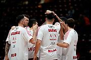 A X Armani Exchange Milano <br /> A X Armani Exchange Olimpia Milano - Vanoli Cremona <br /> Basket Serie A LBA 2019/2020<br /> Milano 09 February 2020<br /> Foto Mattia Ozbot / Ciamillo-Castoria