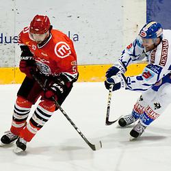 20120103: SLO, AUT, Ice Hockey - EBEL League 2011-2012, 37th Round
