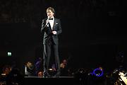 Musical Classics 2012 in Ahoy, een feestelijk gala, waarbij de muziek van de musical centraal staat.<br /> <br /> Op de foto:  Frits Sissing