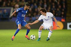 - Mandatory by-line: Alex James/JMP - 18/10/2016 - FOOTBALL - King Power Stadium - Leicester, England - Leicester City v FC Copenhagen - UEFA Champions League