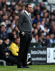 Derby County Manager Paul Clement - Mandatory by-line: Robbie Stephenson/JMP - 07966386802 - 29/07/2015 - SPORT - FOOTBALL - Derby,England - iPro Stadium - Derby County v Villarreal CF - Pre-Season Friendly