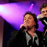 NLD/Amsterdam/20111110 - CD presentatie Rene Froger, Rene en Jeroen van der Boom