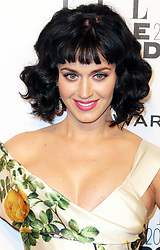 © Licensed to London News Pictures. 18/02/2014, UK. Katy Perry, ELLE Style Awards, One Embankment, London UK, 18 February 2014. Photo credit : Richard Goldschmidt/Piqtured/LNP