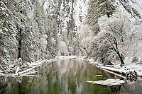 The quiet peace of winter is just as alluring as the<br />