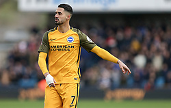 Beram Kayal of Brighton and Hove Albion - Mandatory by-line: Arron Gent/JMP - 17/03/2019 - FOOTBALL - The Den - London, England - Millwall v Brighton and Hove Albion - Emirates FA Cup Quarter Final