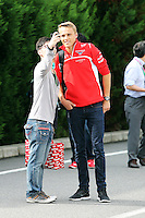 Max Chilton (GBR) Marussia F1 Team.<br /> Japanese Grand Prix, Friday 3rd October 2014. Suzuka, Japan.