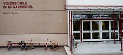 30.09.2010, Kindergarten Ungarviertel, Wiener Neustadt, AUT, Chronik, Einbruch im Kindergarten und Schule Ungarviertel, im Bild, EXPA Pictures 2010, PhotoCredit: EXPA/ S. Trimmel