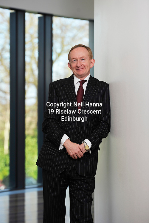 Business Quarter Magazine <br /> <br /> Mike Cantlay, chairman of VisitScotland at the RBS Conference Centre.<br /> <br />  Neil Hanna Photography<br /> www.neilhannaphotography.co.uk<br /> 07702 246823