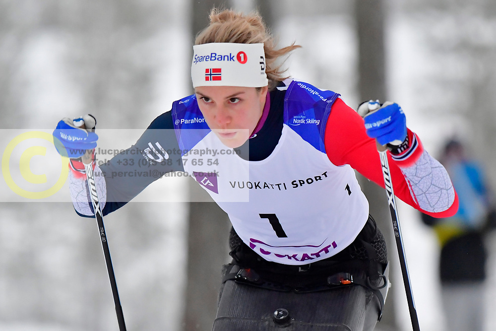 SKARSTEIN Birgit, NOR, LW11 at the 2018 ParaNordic World Cup Vuokatti in Finland