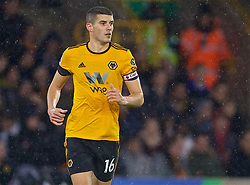 WOLVERHAMPTON, ENGLAND - Friday, December 21, 2018: Wolverhampton Wanderers' captain Conor Coady during the FA Premier League match between Wolverhampton Wanderers FC and Liverpool FC at Molineux Stadium. (Pic by David Rawcliffe/Propaganda)