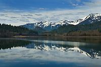 Baker Lake North Cascades Washington