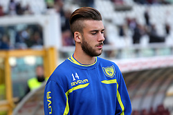 November 19, 2017 - Turin, Piedmont, Italy - Mattia Bani before the Serie A football match between Torino FC and AC Chievo Verona at Olympic Grande Torino Stadium on 19 November, 2017 in Turin, Italy. (Credit Image: © Massimiliano Ferraro/NurPhoto via ZUMA Press)