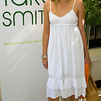London,  July 15th Yasmine Le Bon  attends Hollywood Hair Stylist Tara Smith launch of her new line of hair products