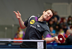 12.02.2011, Westfalenhalle Dortmund, GER, Tischtennis, German Open, im Bild Timo Boll (GER), EXPA Pictures © 2011, PhotoCredit: EXPA/ A. Neis