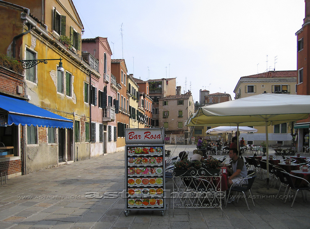 Fast-food in Pisa