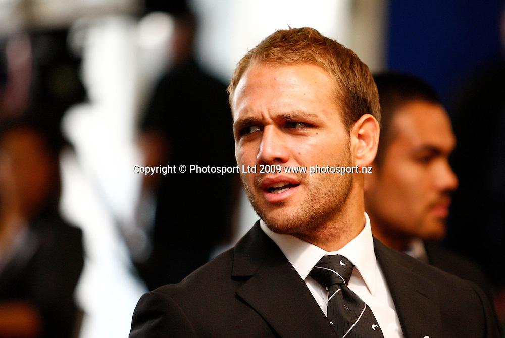 Jason Knightingale. Rugby League. NZRL's Annual Awards. Otahuhu Rugby League Club, Henham Park, Auckland. Sunday 1st February 2009. Photo: Simon Watts/PHOTOSPORT