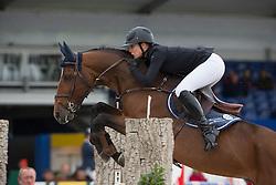 De Simone Rossella (BEL) - Orson Des Hayettes<br /> Belgium Championship Jumping - Lanaken 2012<br /> © Dirk Caremans