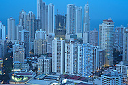 Foreign investors fuel Panama construction boom: Panama City is a hotbead for construction activity.Pictured: Paitilla Neighborhood