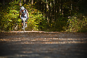 Iron Cross cyclocross race, the nation's longest at approximately 62 miles, held in Michaux State Forest in central Penn.