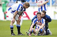 Onderwerp/Subject: SC Heerenveen - Eredivisie<br /> Reklame:  <br /> Club/Team/Country: <br /> Seizoen/Season: 2012/2013<br /> FOTO/PHOTO: Filip DJURICIC (ON GROUND) of SC Heerenveen is treated for his injury. (Photo by PICS UNITED)<br /> <br /> Trefwoorden/Keywords: <br /> #05 $94 ±1355241558607 ±1355241558607<br /> Photo- & Copyrights © PICS UNITED <br /> P.O. Box 7164 - 5605 BE  EINDHOVEN (THE NETHERLANDS) <br /> Phone +31 (0)40 296 28 00 <br /> Fax +31 (0) 40 248 47 43 <br /> http://www.pics-united.com <br /> e-mail : sales@pics-united.com (If you would like to raise any issues regarding any aspects of products / service of PICS UNITED) or <br /> e-mail : sales@pics-united.com   <br /> <br /> ATTENTIE: <br /> Publicatie ook bij aanbieding door derden is slechts toegestaan na verkregen toestemming van Pics United. <br /> VOLLEDIGE NAAMSVERMELDING IS VERPLICHT! (© PICS UNITED/Naam Fotograaf, zie veld 4 van de bestandsinfo 'credits') <br /> ATTENTION:  <br /> © Pics United. Reproduction/publication of this photo by any parties is only permitted after authorisation is sought and obtained from  PICS UNITED- THE NETHERLANDS