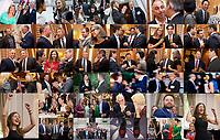Sample of images from numerous annual Cornell Reception's at the Hotel Investment Conference Europe (Hot.E). Bringing together hospitality industry executives and Cornell alumni. <br /> Client - Cornell University School of Hotel Administration.