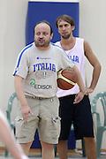 DESCRIZIONE : Roma Centro CONI Giulio Onesti Raduno Collegiale<br /> GIOCATORE : Andrea Capobianco Giuseppe Poeta<br /> SQUADRA : Nazionale Italia Uomini<br /> EVENTO : Raduno Collegiale Nazionale Italiana Maschile<br /> GARA : <br /> DATA : 21/07/2010 <br /> CATEGORIA : allenamento<br /> SPORT : Pallacanestro <br /> AUTORE : Agenzia Ciamillo-Castoria/ElioCastoria<br /> Galleria : Fip Nazionali 2010 <br /> Fotonotizia : Roma Centro CONI Giulio Onesti Raduno Collegiale<br /> Predefinita :