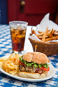 Food photography from Hugo's restaurant in Fayetteville, Arkansas.