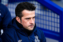 Everton manager Marco Silva - Mandatory by-line: Robbie Stephenson/JMP - 02/02/2019 - FOOTBALL - Goodison Park - Liverpool, England - Everton v Wolverhampton Wanderers - Premier League