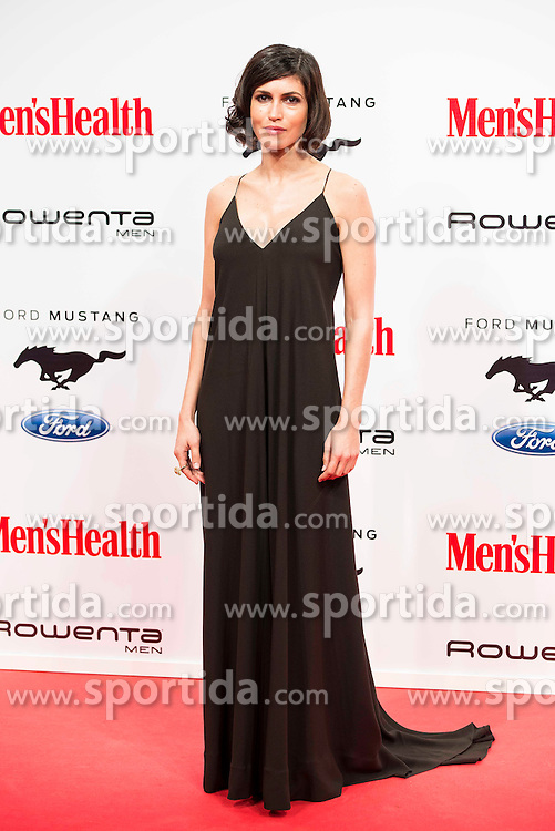 28.01.2016, Goya Theatre, Madrid, ESP, Men'sHealth Awards, im Bild Nerea Barros attends // to the delivery of the Men'sHealth awards at Goya Theatre in Madrid, Spain on 2016/01/28. EXPA Pictures &copy; 2016, PhotoCredit: EXPA/ Alterphotos/ BorjaB.hojas<br /> <br /> *****ATTENTION - OUT of ESP, SUI*****