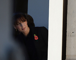 Samantha Cameron during the annual Remembrance Sunday Service at the Cenotaph, Whitehall on November 10, 2013 in London, England. Remembrance Sunday tributes were carried out across the nation to pay respects to all who those who lost their lives in current and past conflicts, including the First and Second World Wars, London, United Kingdom. Sunday, 10th November 2013. Picture by Andrew Parsons / i-Images