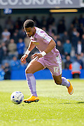 Reading striker Garath McCleary (12) during the Sky Bet Championship match between Queens Park Rangers and Reading at the Loftus Road Stadium, London, England on 23 April 2016. Photo by Andy Walter.
