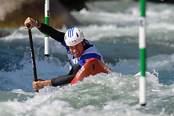 Michal MARTIKAN of Slovakia during the Canoe Single (C1) Men SemiFinal race of 2019 ICF Canoe Slalom World Cup 4, on June 28, 2019 in Tacen, Ljubljana, Slovenia. Photo by Sasa Pahic Szabo / Sportida