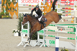 Paterson-Robinson, James, Athene<br /> Hagen - Horses and Dreams 2015<br /> Qualifikation DKB-Riders Tour<br /> © www.sportfots-lafrentz.de/Stefan Lafrentz