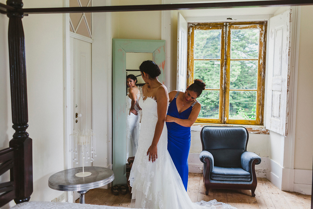 Eliana & Alejandro Destination Wedding