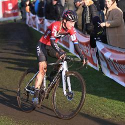 27-12-2019: Wielrennen: DVV veldrijden: Loenhout: Annemarie Worst