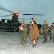 Soesterberg rampenoefening met de Chinook