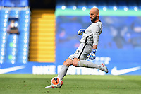 Football - 2019 / 2020 Premier League - Chelsea vs. Wolverhampton Wanderers<br /> <br /> Chelsea's Willy Caballero, at Stamford Bridge.<br /> <br /> COLORSPORT/ASHLEY WESTERN