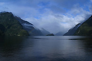 Doubtful Sound, South Island, New Zealand<br />