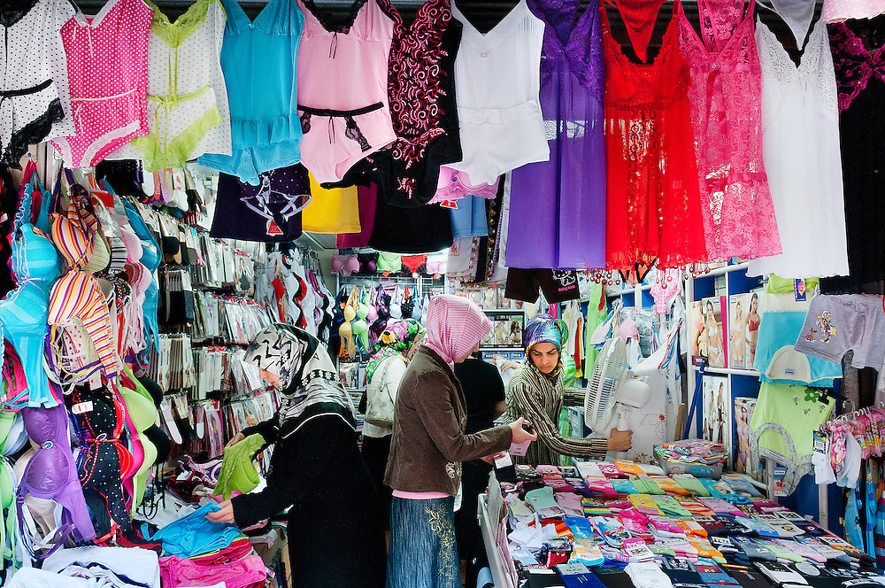 Bedesten Market, Trabzon.<br /> Black Sea, Turkey.