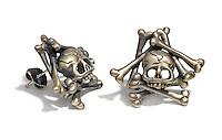 Earrings designed by Wendy Brandes.