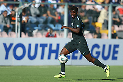 November 1, 2017 - Naples, Italy - Rabbi Matondo of Manchester City during the UEFA Youth League Group F match between SSC Napoli and Manchester City on November 1, 2017 in Naples, Italy. (Credit Image: © Matteo Ciambelli/NurPhoto via ZUMA Press)